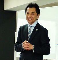 片桐秀和セミナー講師の写真